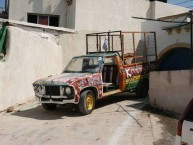 Car of the baker in potamos????