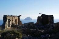 The Germanika near cape Trachilos