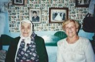 Efrosini Anastasopoulos (Frilingos) & Anna Zantiotis - 21/10/1994