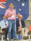Clary Castrission- Australia Day Ambassador