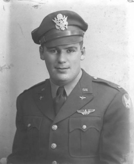 Captain Theodore P. Panaretos WW-II