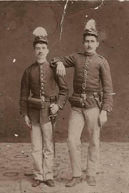 George and Peter Phacheas(Fatseas)