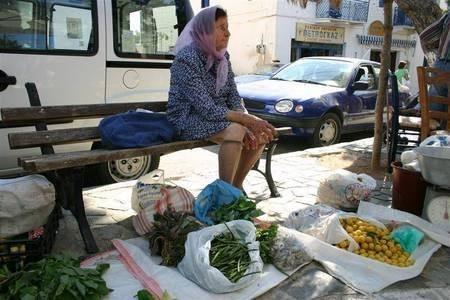 fresh veges.