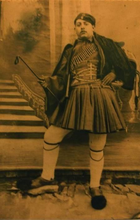 Nick Prineas - October 6, 1923