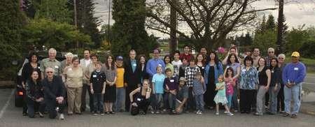 Chlentzos Family Reunion  - May 28, 2011, Snohomish, WA, USA