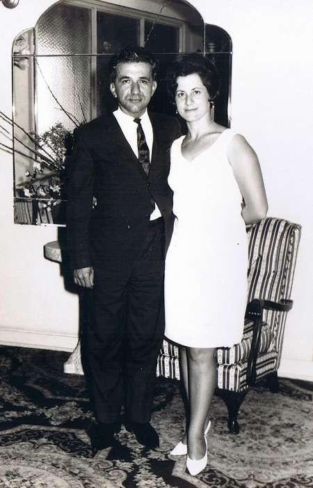 Stephen & Anna Zantiotis 1968