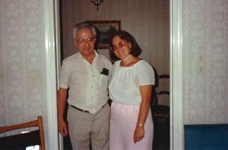 Stephen Zantiotis & Katy Tamvakis - 22/07/1986