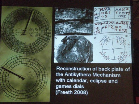 One of the many slides displayed by Professor Robert Hannah.... - Diamadis 1