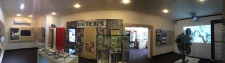 Another pano view of the Roxy Museum, Bingara - IMG_2633