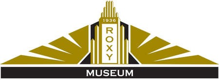 Another pano view of the Roxy Museum, Bingara - Roxy Museum logo