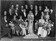 Maria and Peter Comino Wedding