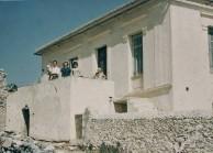 Aunt Kerani's house in Aloizianika, 1966