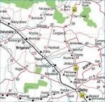 Chinchilla Map