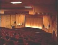 Saraton Theatre, Grafton, NSW, Australia - Looking to the stage - the World Heritage stage?