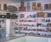 Cassimatis General Store - Muttaburra -  Goods on Display