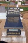 Albert Brown. Gravesite. Gilgandra Cemetery.