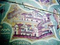 Idealised map of Kythera on Ceramic.