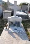 Grave of Pavlos Veneris, Drymonas Cemetery