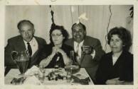 Vangeli Lazo, Loukia Alfieris, and Panayiotis & Popi Makri