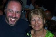 Mrs Matina Samios (nee Protopsaltis), and Peter Kapitanios (Tzortzo)Poulos
