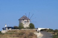 Windmill at Livathi.