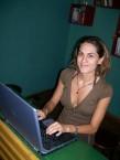 Maria Kontoleon, co-owner of Astikon....