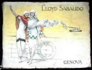 Advertisement for a ship of the Lloyd's line