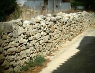 Wall in Aroniadika