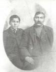 Anastasios Theodoros Megaloeconomos and son Ioannis Anastasios Megaloeconomos