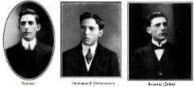 Andronicus brothers from Life in Australia, 1916