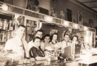 Paragon Cafe Tenterfield 1938-40 (Frank & Matina Notaras Photo Collection)