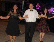 The Ball-goers kept on dancing