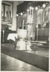 Interior of Agia Triada, Surry Hills 1945