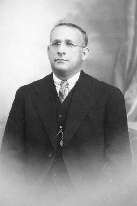 Kyriakos Baveas 1927