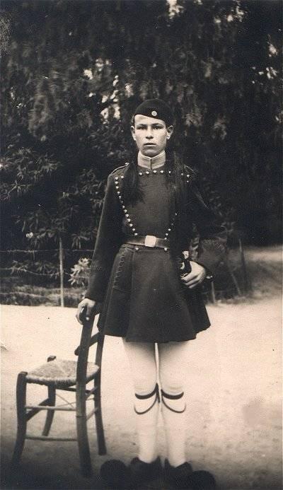 Ioannis Mina Megalokonomos (1912 - 1999)