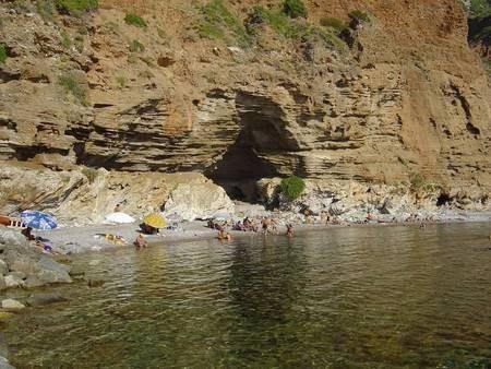 Likodimos Beach