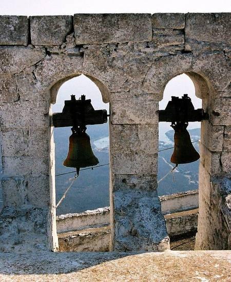 The Bells of Agios Georgios on the Mountain