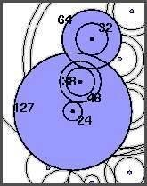 Antikythera mechanism - Gears-numbered