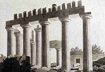 Parthenon after Elgin