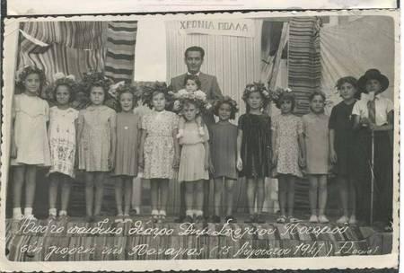 Yiannis Melitas with Class in Potamos, Kythera
