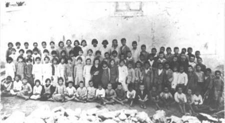 Karavas Primary School. Mid 1930's.