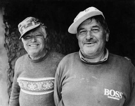 Brettos Prineas and Manoli Protopsaltis.