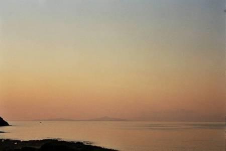 Sunset in Diakofti