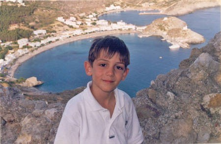 Stanley Sclavos (Kastro) 1997