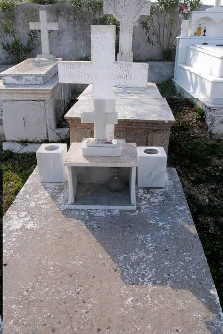 Family Plot of the Dimitrios Kasmiatis family