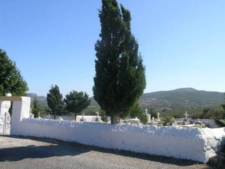 Pitsinianika Cemetery