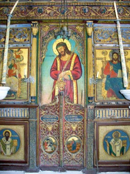Religious art, Agios Anargrios, Potamos