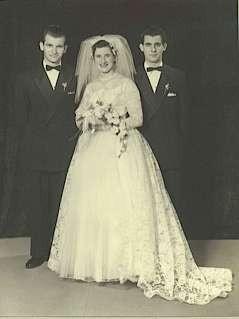 Anastasopoulos siblings 1956