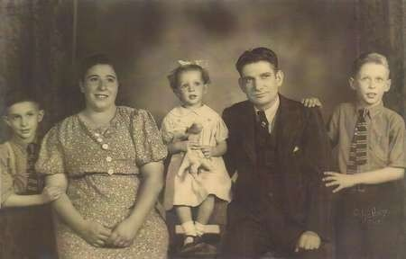 The Sourrys family