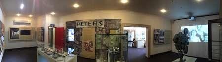 Another pano view of the Roxy Museum, Bingara